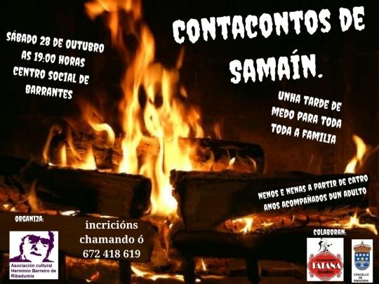 Contacontos de Samaín. (1)